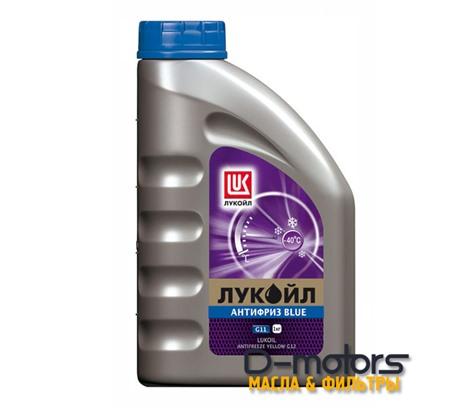 Охлаждающая жидкость Лукойл Антифриз G11 Blue (1кг.)