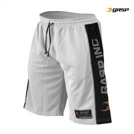 Спортивные шорты GASP №1 Mesh Shorts, White/Black