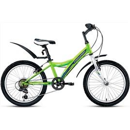 Велосипед Forward Majorca 2.0 20 (2017) Зеленый, интернет-магазин Sportcoast.ru