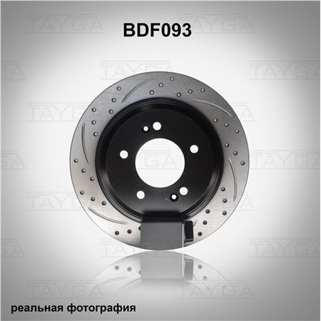 BDF093 - ЗАДНИЕ