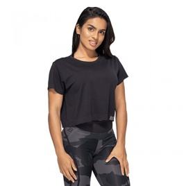 Укороченная футболка Better Bodies Rockaway Seamless Tee, черный