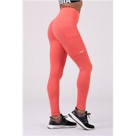 Ne High waist Fit&Smart leggings цв.персиковый