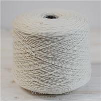 Пряжа City, 012 Крем, 191м/50г, шерсть ягнёнка, шёлк, Vaga Wool