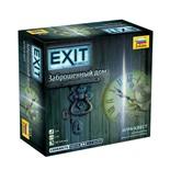 Игра настольная Звезда Exit-Квест Заброшенный дом 8718