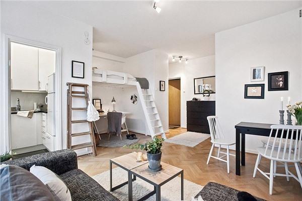 Как оборудовать небольшую квартиру