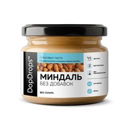 Паста Миндальная без добавок 250г