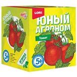 Набор для выращивания растений Lori Юный Агроном Томат Р-015