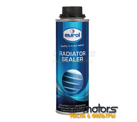 Герметик радиатора Eurol Radiator Sealer (250 мл.)