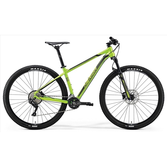 Велосипед Merida Big Nine 500 2019, интернет-магазин Sportcoast.ru