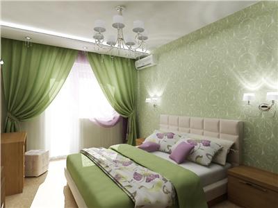 Какой цвет выбрать для обоев в спальную комнату