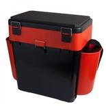 Ящик для зимней рыбалки Helios FishBox 19л (зеленый)