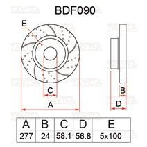 BDF090