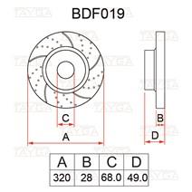 BDF019