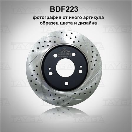 BDF223 - ЗАДНИЕ