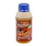Масло для защиты полок в бани и сауне 0,5л, арт. 49594