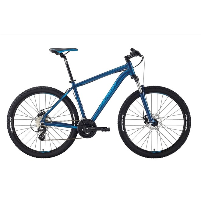 Велосипед Merida Big Seven 15-MD Matt Black (Grey/Signal Red) 2018, интернет-магазин Sportcoast.ru