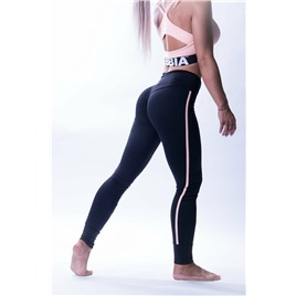 Ne One striped leggings цв.чёрный