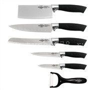 Набор ножей Swiss Gold 6 предметов, сталь